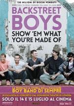 Backstreet Boys: Show 'Em What You're Made Of (2015)