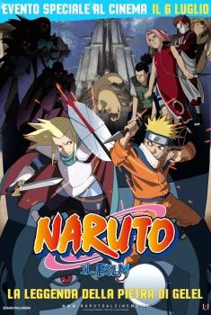 Naruto il film: La leggenda della pietra di Gelel (2015)