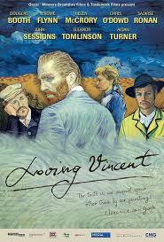 Loving Vincent (2016)