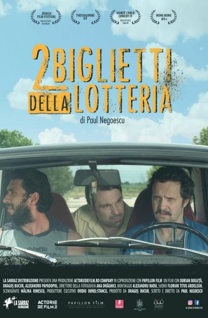 2 biglietti della lotteria (2016)