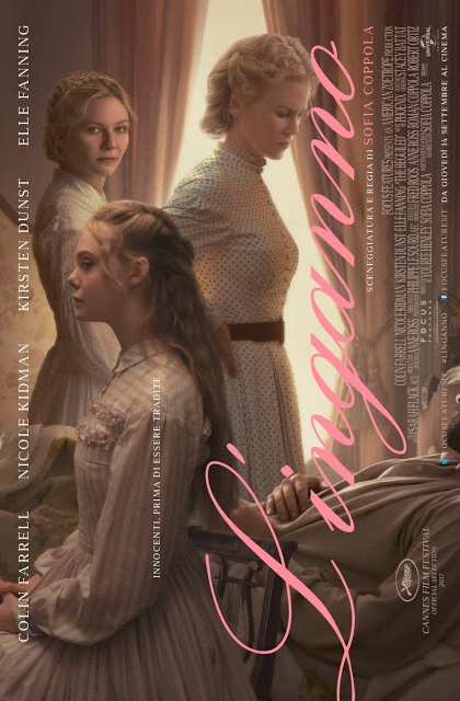 The Beguiled -  L'Inganno (2017)
