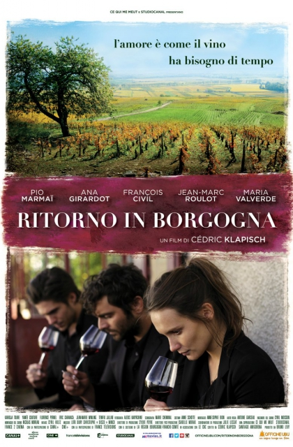 Ritorno a Borgogna (2017)
