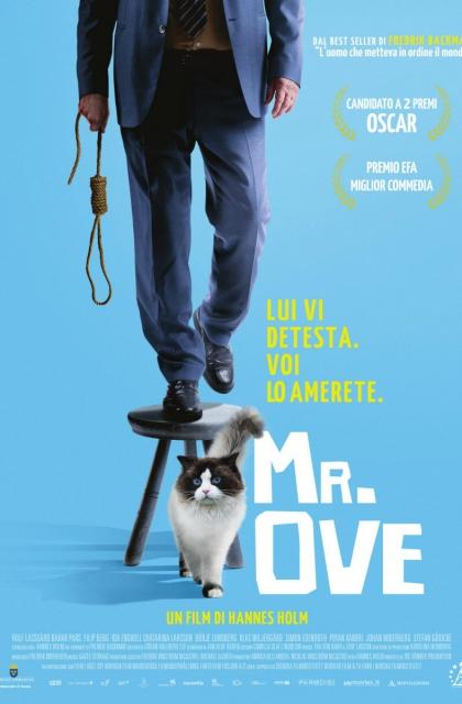 Mr. Ove (2015)