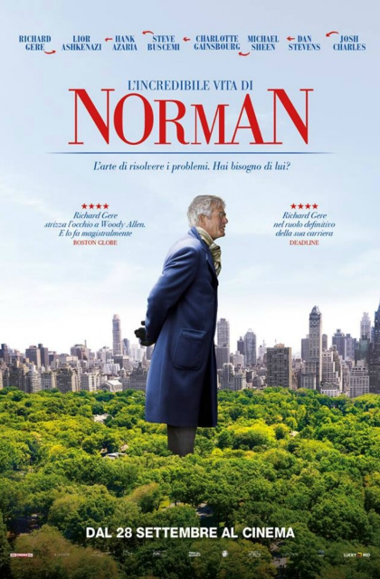 L'incredibile vita di Norman (2017)