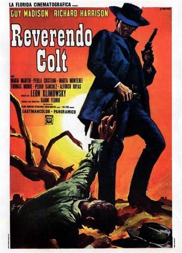 Reverendo Colt (1970)