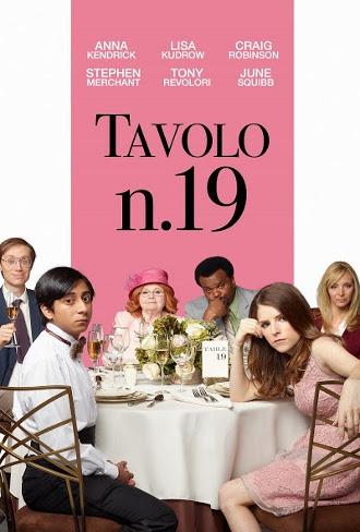 Tavolo N°19 (2017)