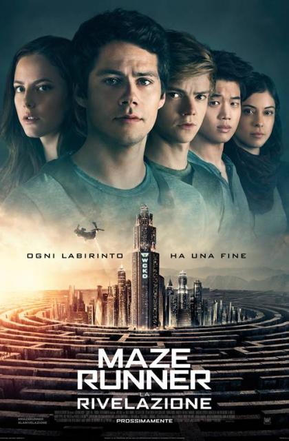 Maze Runner 3: La rivelazione (2018)