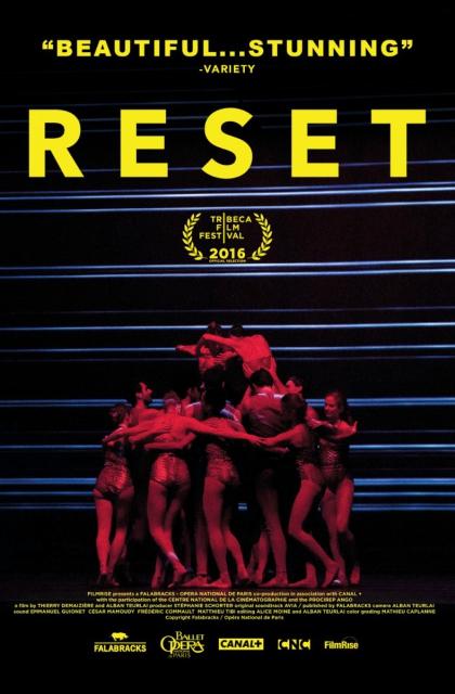 Reset - Storia di una creazione (2015)