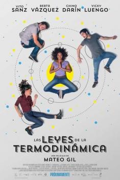 Le leggi della termodinamica (2018)