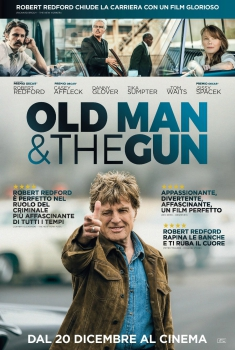 Old Man and the Gun (2018)