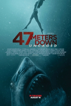 47 Metri: Uncaged (2019)