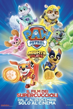 Paw Patrol Mighty Pups - Il film dei super cuccioli (2019)