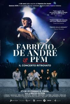 Fabrizio De André e PFM. Il concerto ritrovato (2020)