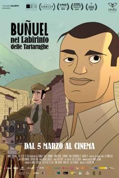 Buñuel - Nel labirinto delle tartarughe (2020)