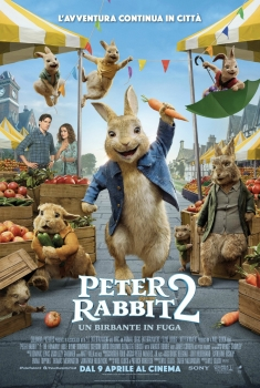 Peter Rabbit 2: Un birbante in fuga (2020)