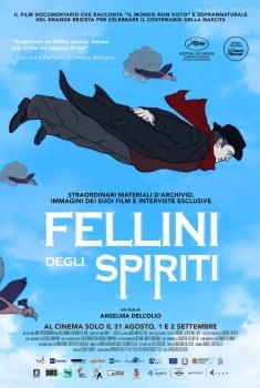 Fellini degli Spiriti (2020)